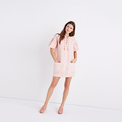 Ulla Johnson™ Marcelle Lace-Up Dress