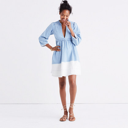 Ulla Johnson™ Denim Alina Dress