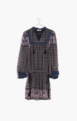Ulla Johnson™ Silk Reema Print Dress