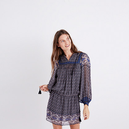 Ulla Johnson™ Silk Reema Print Dress