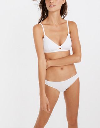 Cotton-Modal® Eliza Cutout Bralette