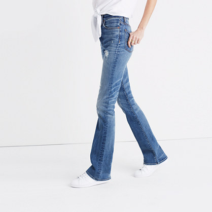 Rivet & Thread Skinny Flare Jeans
