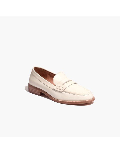 The Elinor Loafer in Vintage Canvas