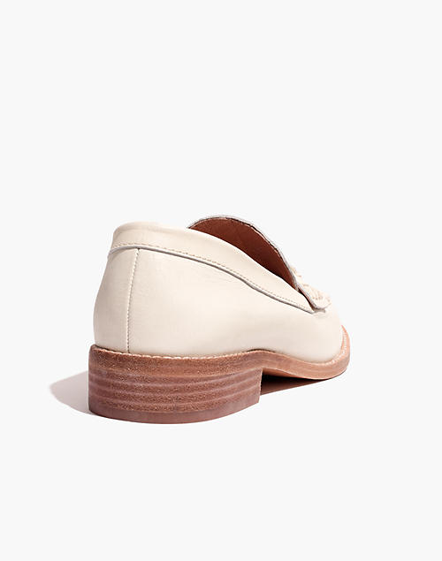 b68bb932365 The Elinor Loafer in Vintage Canvas