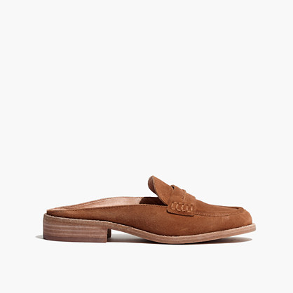 The Elinor Loafer Mule
