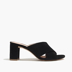 The Greer Mule Sandal