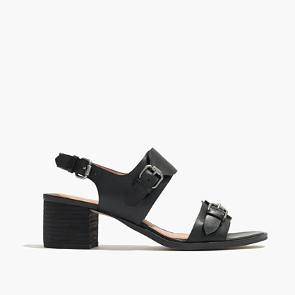 The Mariel Buckle Sandal