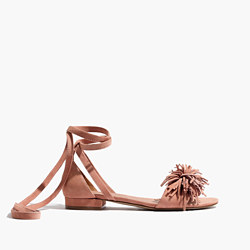 The Kaia Ankle-Wrap Sandal
