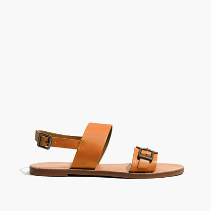 The Boardwalk Buckle Sandal