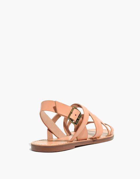 The Boardwalk Multistrap Sandal