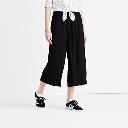 Huston Pull-On Crop Pants