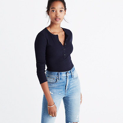 Demo Henley Bodysuit