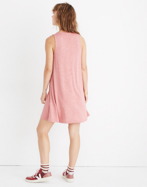 Highpoint Tank Dress in sparkling rose image 3