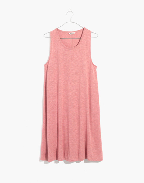 Highpoint Tank Dress in sparkling rose image 4