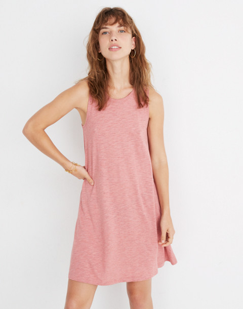Highpoint Tank Dress in sparkling rose image 1