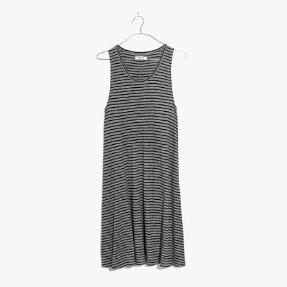 Highpoint Tank Dress in Stripe