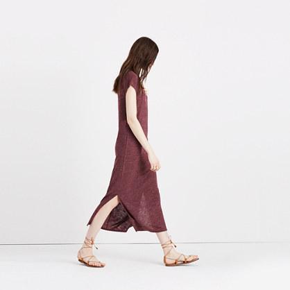 Midi Column Dress