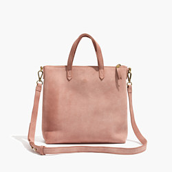 The Suede Transport Crossbody