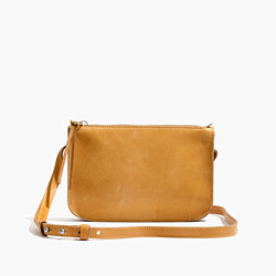 The Simple Crossbody Bag in Curry Powder
