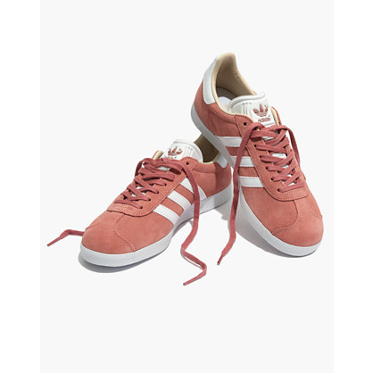 Adidas® Gazelle® Lace-Up Sneakers