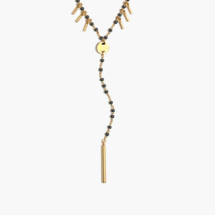 Beadlink Lariat Necklace
