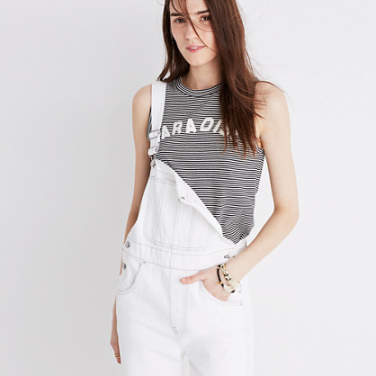 Madewell x Where I Was From™ Paradise Striped Tank
