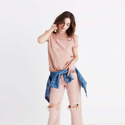 Madewell x Where I Was From™ Hi-Desert Society Tee