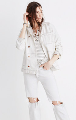 Madewell x Where I Was From™ Jean Jacket