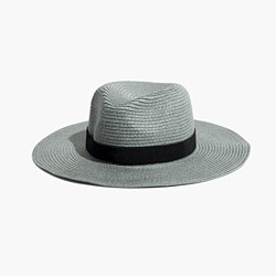Packable Mesa Straw Hat