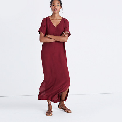 Novel Maxi Dress
