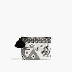 Madewell x Meso Goods™ Large Beaded Pouch