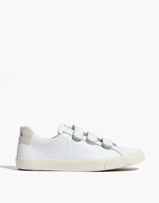 Veja™ 3-Lock Esplar Low Sneakers in white image 3