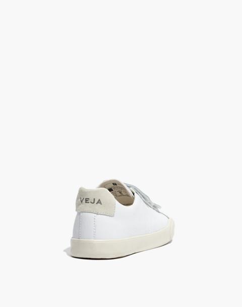 Veja™ 3-Lock Esplar Low Sneakers in white image 4