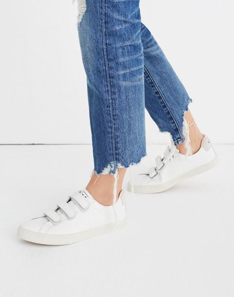 Veja™ 3-Lock Esplar Low Sneakers in white image 2