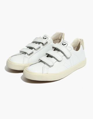 Veja™ 3-Lock Esplar Low Sneakers in white image 1