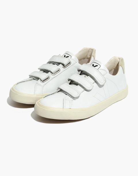 Veja™ 3-Lock Esplar Low Sneakers in white image 1