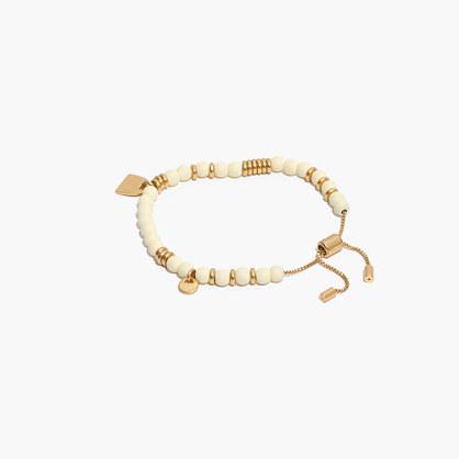 Beachline Beaded Bracelet