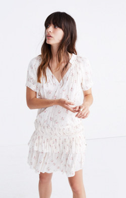 Ulla Johnson™ Floral Nora Mini Dress