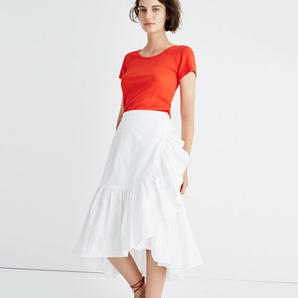 Ulla Johnson™ Camila Ruffle Skirt