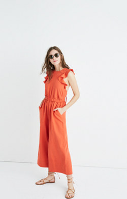 Ulla Johnson™ Viola Ruffled Jumpsuit