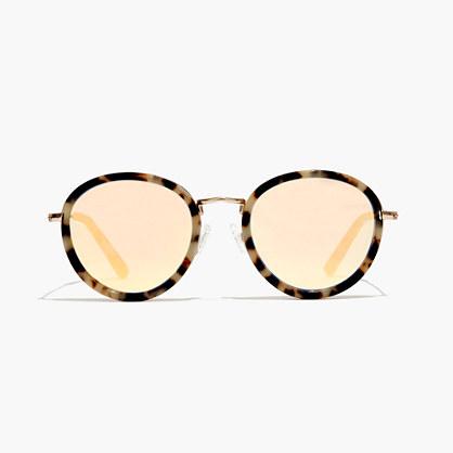 Acetate Fest Aviator Sunglasses