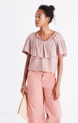 Ace&Jig™ Clifton Stripe Top
