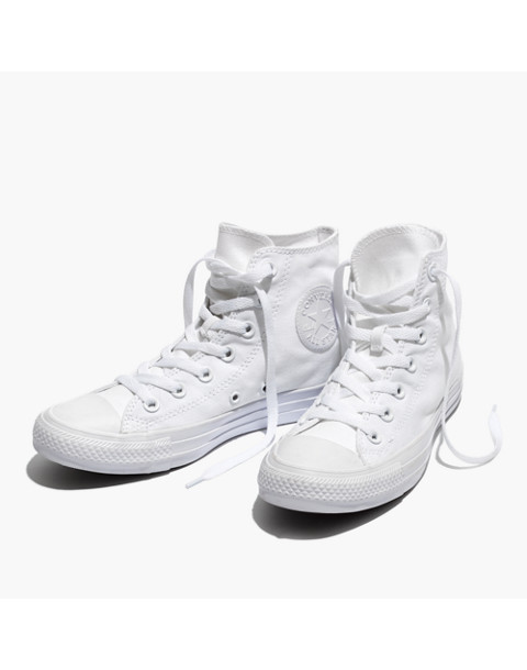 5e6ffe0bf41 Converse® Unisex Chuck Taylor All Star High-Top Sneakers in White ...