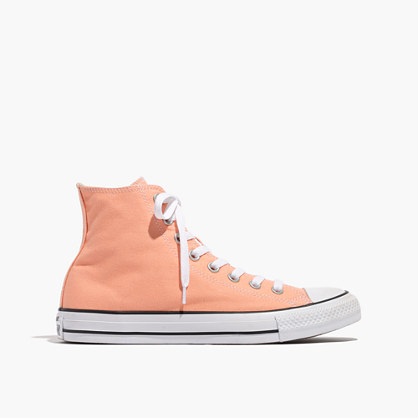 Converse® Unisex Chuck Taylor All Star High-Top Sneakers in Sunset Glow