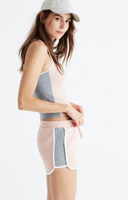 Offline Shorts in Colorblock