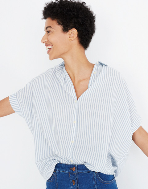 Central Shirt in Erinn Stripe