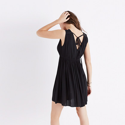 Magnolia Tie-Back Dress