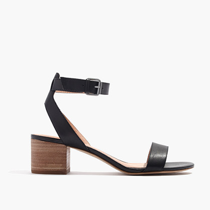 The Alice Sandal in Leather