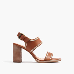 The Cora Stitched Sandal