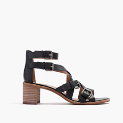 The Talisa Buckle Sandal